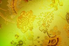 Free Fun Flowers Pattern As Backdrop. Royalty Free Stock Images - 14446549