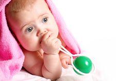 Free Little Baby Stock Photo - 14446690