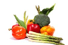 Free Ripe Vegetables Royalty Free Stock Photography - 14448637