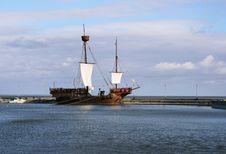 Free Sailing Ship Stock Photos - 14449183