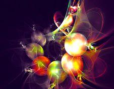 Free Abstract Balloon Royalty Free Stock Photos - 14449258