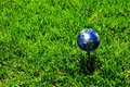 Free Earth - Like A Golf Ball Royalty Free Stock Photos - 14450588