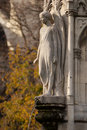 Free Notre Dame Fountain, Paris, France Royalty Free Stock Image - 14452676