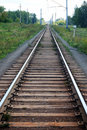 Free Railroad Track Royalty Free Stock Photo - 14459255