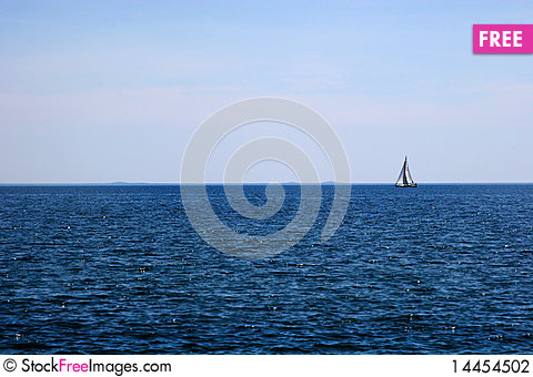 Free Sailing Stock Photography - 14454502
