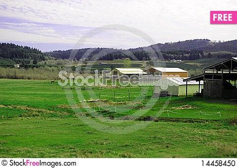 Free Farm Land Stock Photo - 14458450
