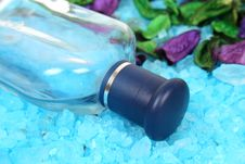 Free Sea Salt And Cologne Royalty Free Stock Photos - 14450028