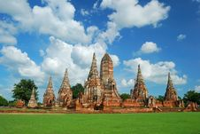Free Nice Pagoda Stock Image - 14450461