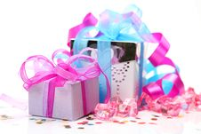 Free Gift Royalty Free Stock Photography - 14450987