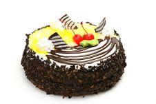 Free Chocolate Pie Stock Photography - 14451382