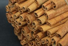 Free Cinnamon Sticks Stock Images - 14451384