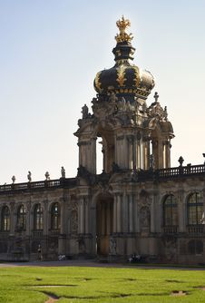 Free South Entrance Dresden Zwinger In Dresden Saxony I Stock Photo - 14451830