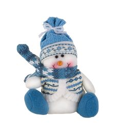 Toy A Snowball Royalty Free Stock Images