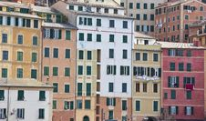 Free Coloured Walls Of An Italian Town Stock Photos - 14452533