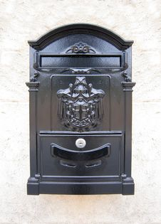 Mailbox - Letter Box Stock Image