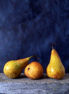 Free Pears Royalty Free Stock Photography - 14452637