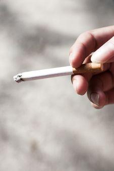 Free Stop Smoking Royalty Free Stock Photo - 14453125