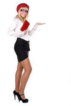 Free The Successful Business Woman Stock Photography - 14453862