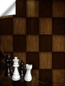 Free Chess Board Royalty Free Stock Images - 14454039