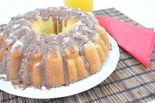 Free Delicious Marble Cake Stock Photo - 14454900