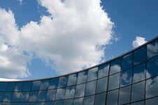 Free Sky In Mirror Stock Photos - 14456483