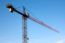 Free Building Crane Stock Photography - 14456502