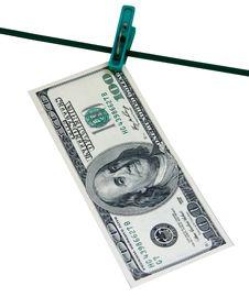 Free Tip And Dollars Stock Photos - 14456593
