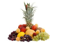 Free Various Types Of Fresh Fruit Royalty Free Stock Photo - 14456865