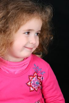 Free Little Girl Stock Photos - 14456973