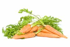 Free Fresh Carrots Stock Photos - 14457433