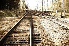 Free Railway Stock Image - 14457601
