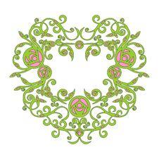 Free Ornament  In Color 72 Stock Photo - 14457810