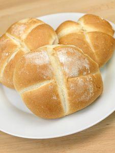 Free Fresh Bread Rolls Stock Image - 14458271