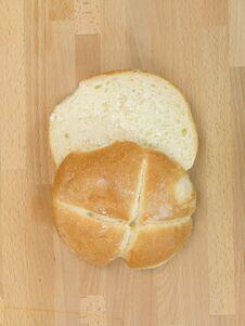 Free Fresh Bread Rolls Stock Photography - 14458292