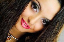Free Girl With Wonderful Eyes Stock Photography - 14458312