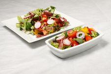 Free Radish Salad Stock Photo - 14459180