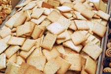 Free Close Up Of Cookies Royalty Free Stock Image - 14459246