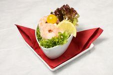 Free Seafruits Salad Royalty Free Stock Photo - 14459265