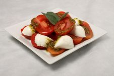 Free Tomato Salad Stock Photography - 14459362
