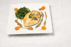 Free Turkey Meat Stock Photography - 14459592