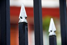 Free Fence Details Royalty Free Stock Photos - 14459598