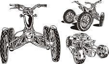 Free ATV Riders 16. Royalty Free Stock Photos - 14459688
