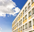 Free Yellow Building Royalty Free Stock Photography - 14461197