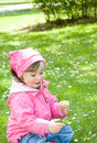 Free Little Girl In Park Royalty Free Stock Images - 14462379