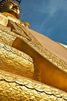 Free Big Budha Stock Photos - 14460633