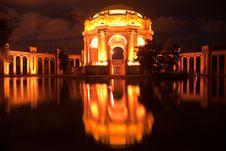 Free San Francisco Exploratorium Royalty Free Stock Photos - 14460638