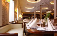 Free Restaurant Stock Photos - 14460693