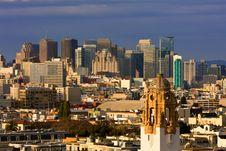 Free San Francisco Cityscape Stock Photo - 14460710