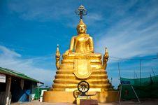Big Budha Royalty Free Stock Photos