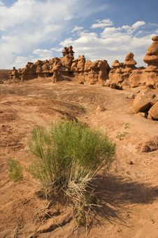 Free Goblin Valley SP Stock Photography - 14461062